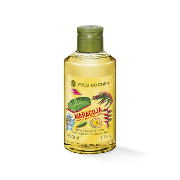 Duschbad Passionsfrucht-Ingwer 200ml #MARACUJA